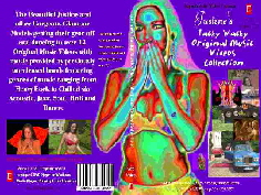 Model Justine's Collection. Tacky Not Very Professional Music Videos on  DVD.  Buy Now at £10.00 including UK postage and packing. Please E mail to info@espadarolls.com for more information or to order.