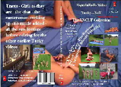 The Uncut Collection. Tacky Not Very Professional Music Videos on  DVD.  Buy Now at £10.00 including UK postage and packing. Please E mail to info@espadarolls.com for more information or to order.