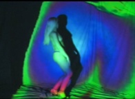 Still from Lava Lamp Video